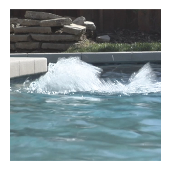 Advanced Skimming with River Flow and Fountain Features